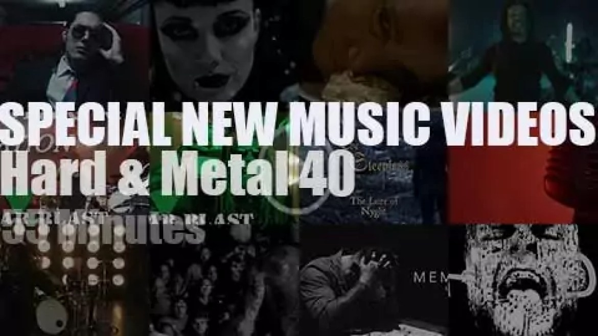 Hard & Metal Special New Music Videos 40