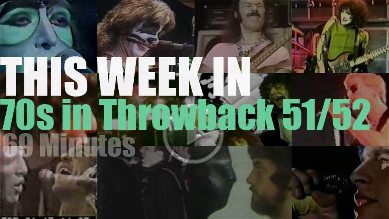 This week In '70s Throwback' 51/52
