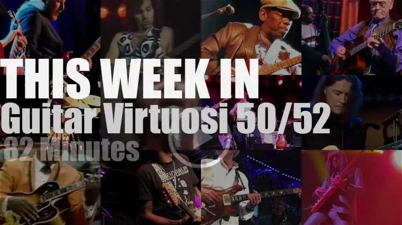 This week In Guitar Virtuosi 50/52