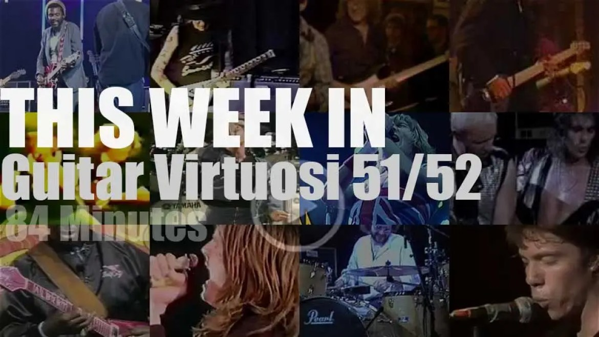This week In Guitar Virtuosi 51/52