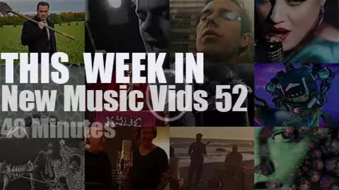 This week In New Music Videos 52