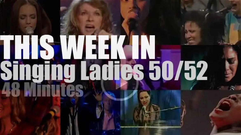 This week In Singing Ladies 50/52