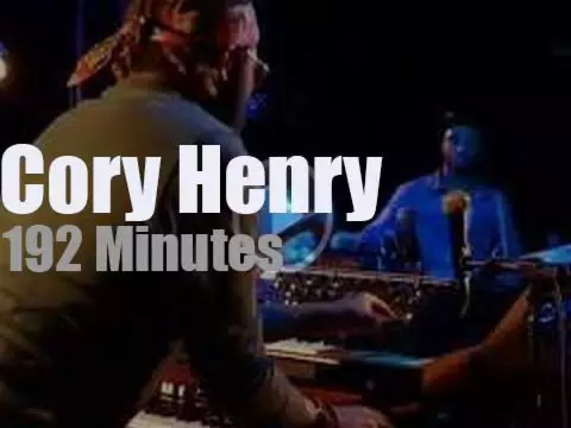 Cory Henry comes to Paris (2019)