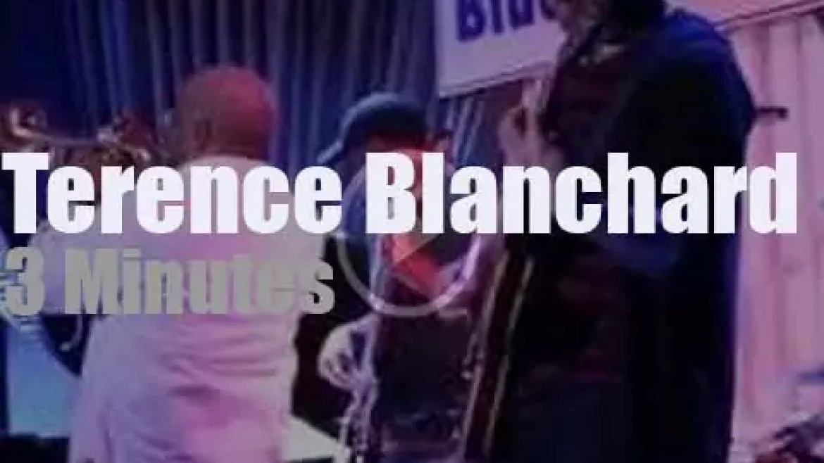 Terence Blanchard brings E-Collective at Blue Note (2015)
