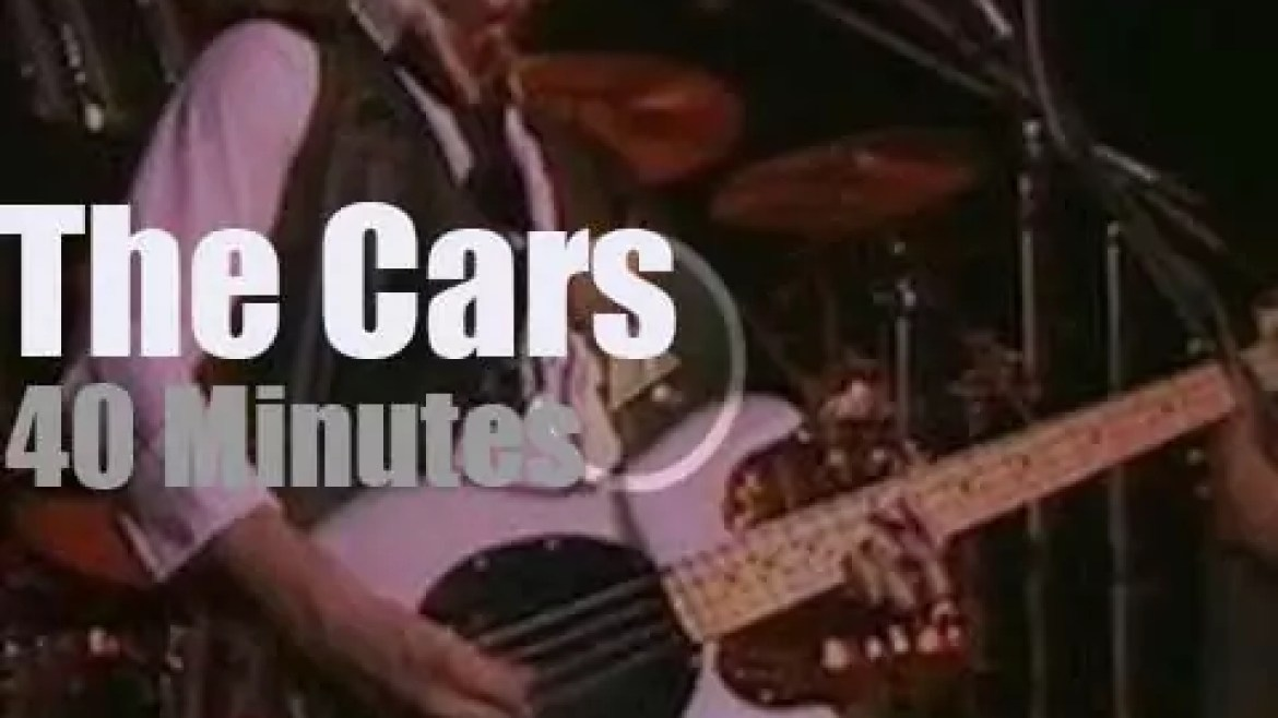 The Cars go to 'College' (1979)