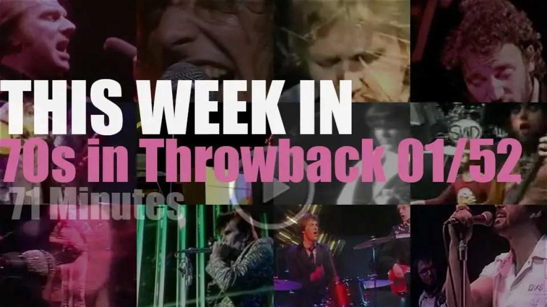 This week In '70s Throwback' 01/52