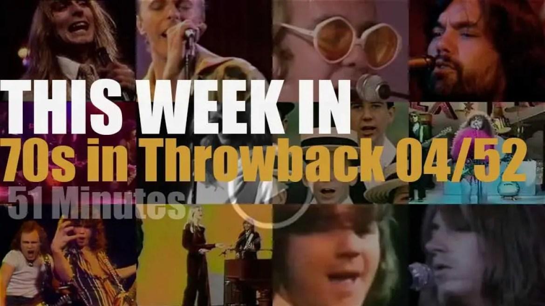 This week In '70s Throwback' 04/52