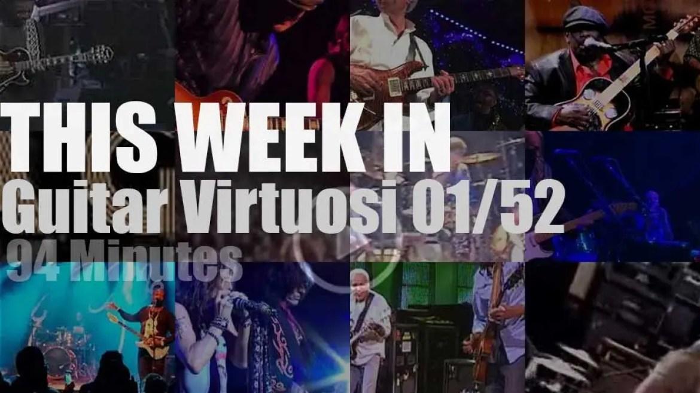 This week In Guitar Virtuosi 01/52