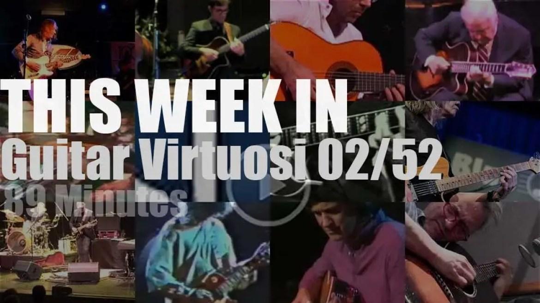 This week In Guitar Virtuosi 02/52