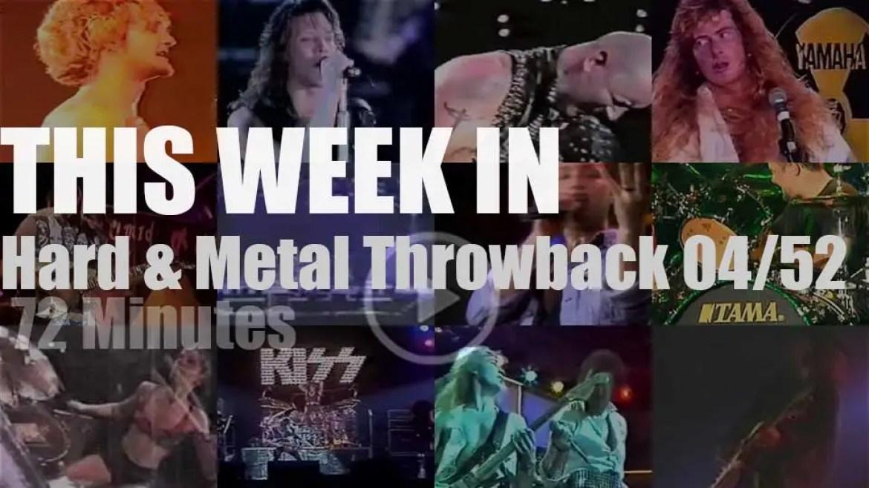 This Week In 'Hard & Metal Throwback' 04/52