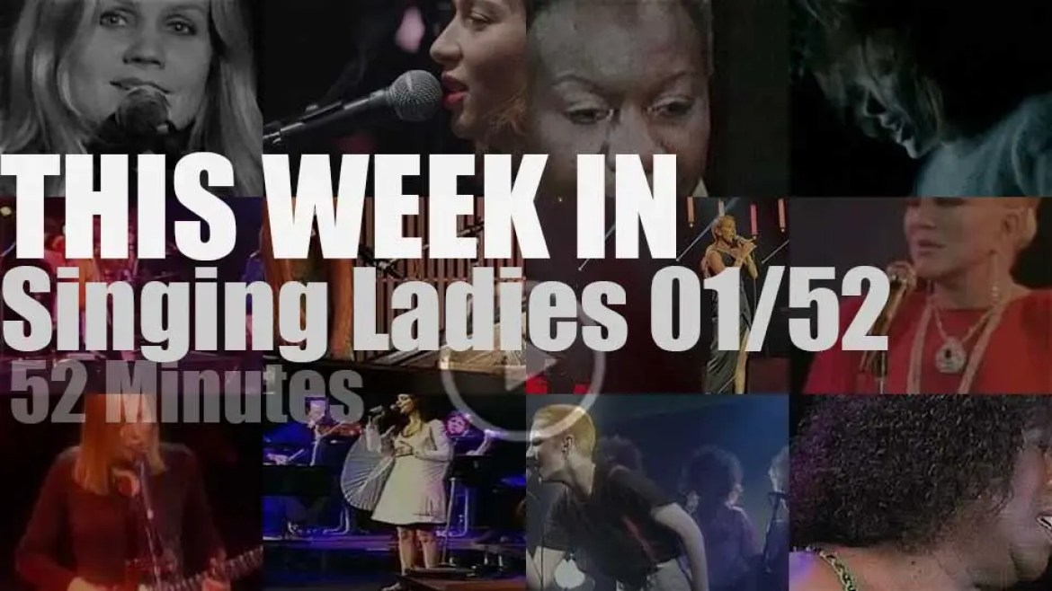 This week In Singing Ladies 01/52
