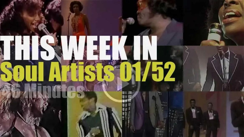 This week In Soul 01/52