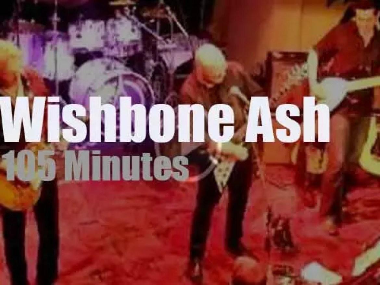 Wishbone Ash visit Switzerland (2011)