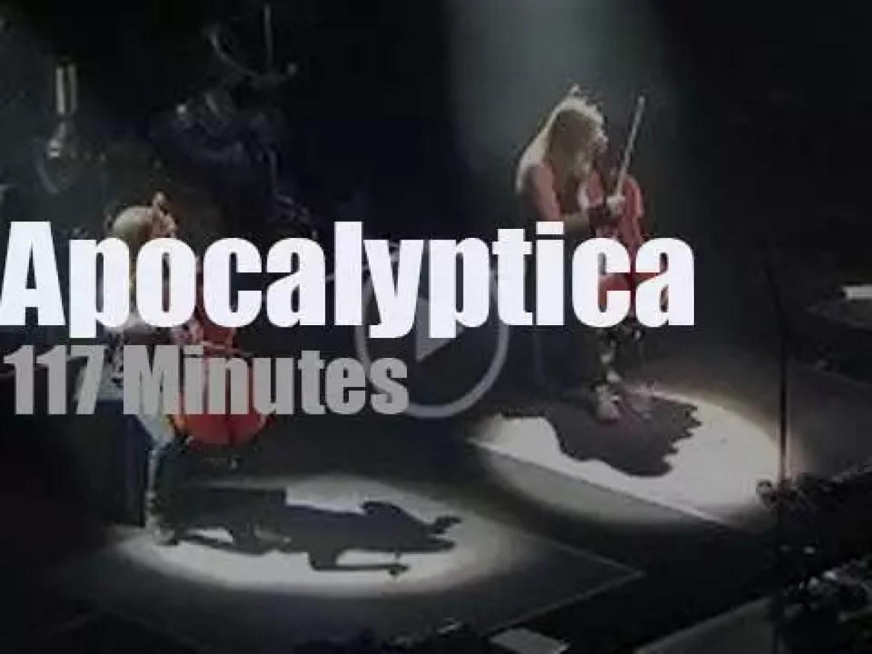 Apocalyptica rock a 'Cirque' (2017)