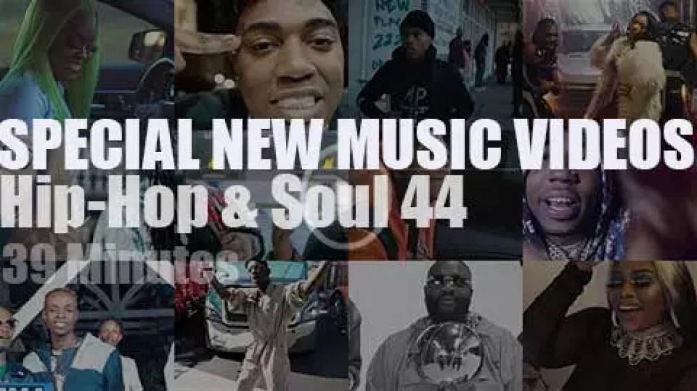 Hip-Hop & Soul  New Music Videos 44