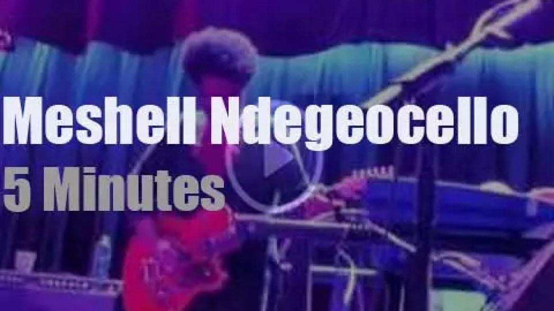 Meshell Ndegeocello takes her bass to Pennsylvania (2016)