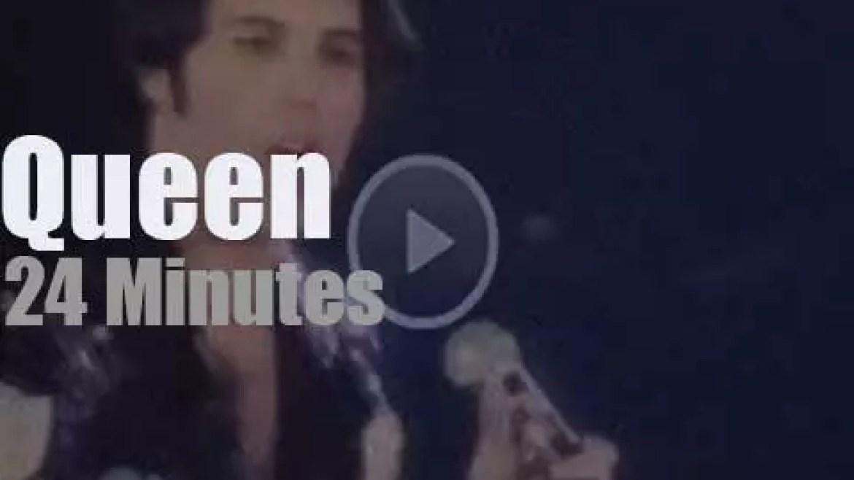 Queen 'Jazzify' Madrid (1979)