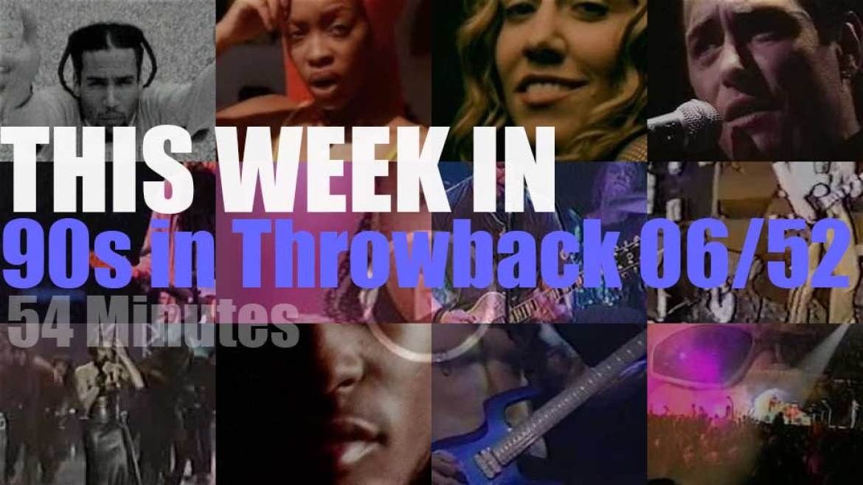 This week In  '90s Throwback' 06/52