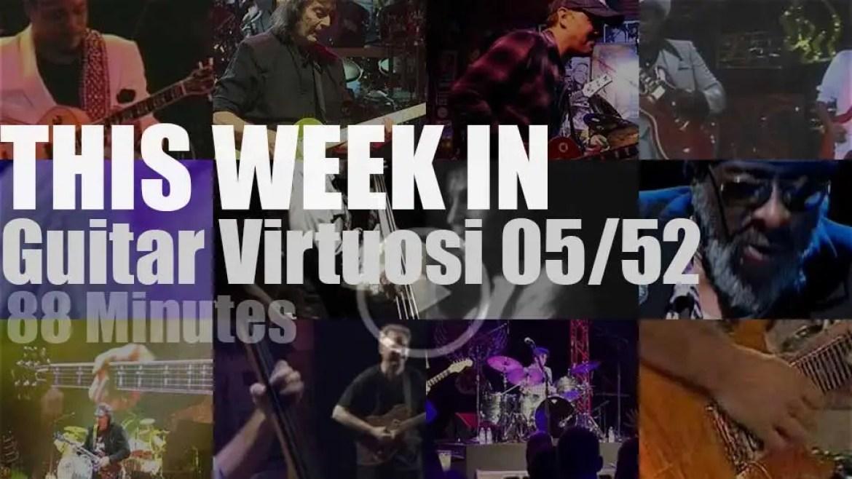 This week In Guitar Virtuosi 05/52