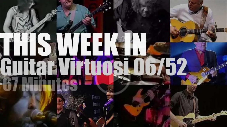 This week In Guitar Virtuosi 06/52