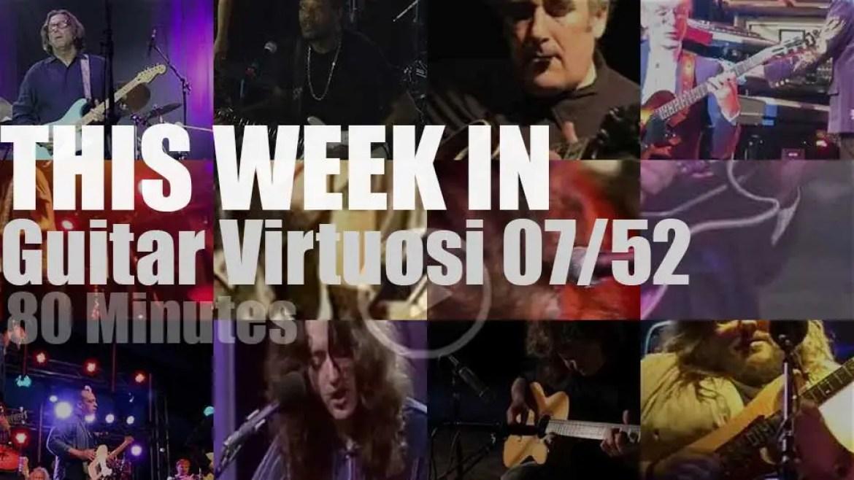 This week In Guitar Virtuosi 07/52
