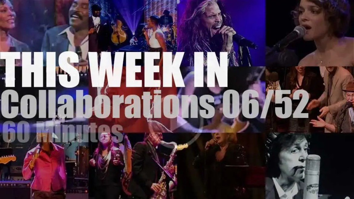 This week In One-Off Collaborations 06/52