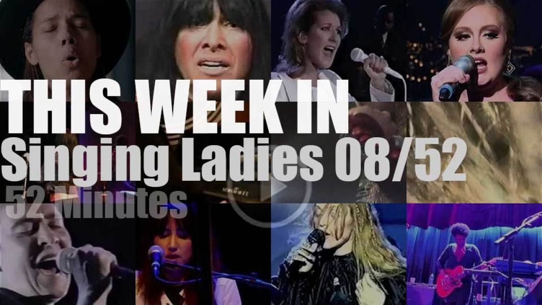 This week In Singing Ladies 08/52