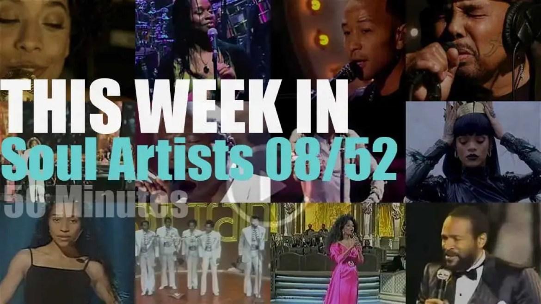This week In Soul Artists 08/52
