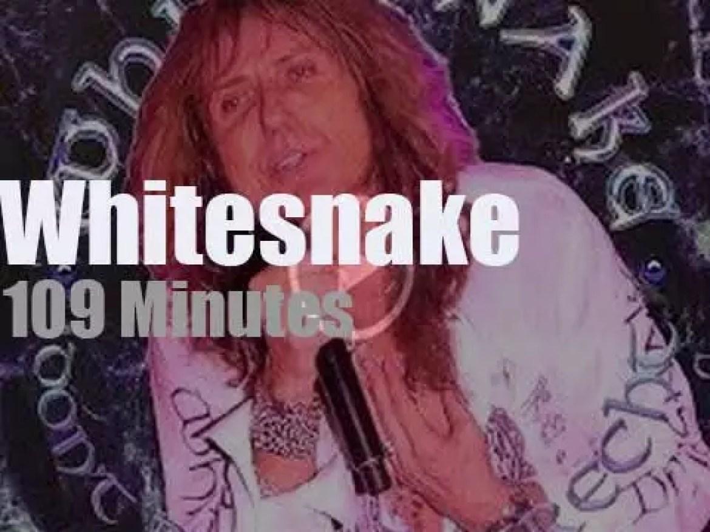 Whitesnake celebrate Deep Purple (2015)