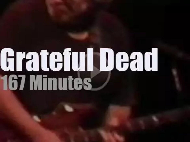 Grateful Dead visit Maryland (1990)