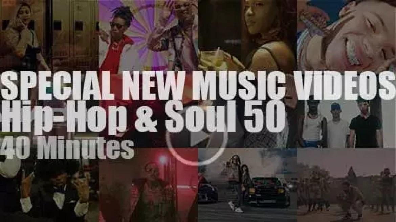 Hip-Hop & Soul  New Music Videos 50