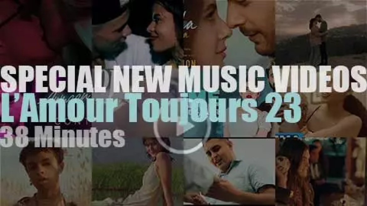 'L'Amour Toujours' Special New Music Videos 23