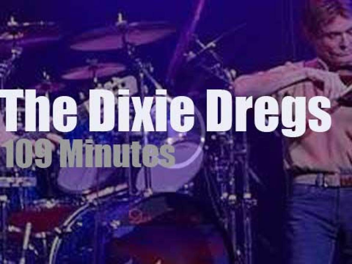 The Dixie Dregs reunite after 40 years (2018)