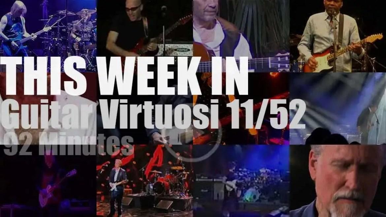 This week In Guitar Virtuosi 11/52