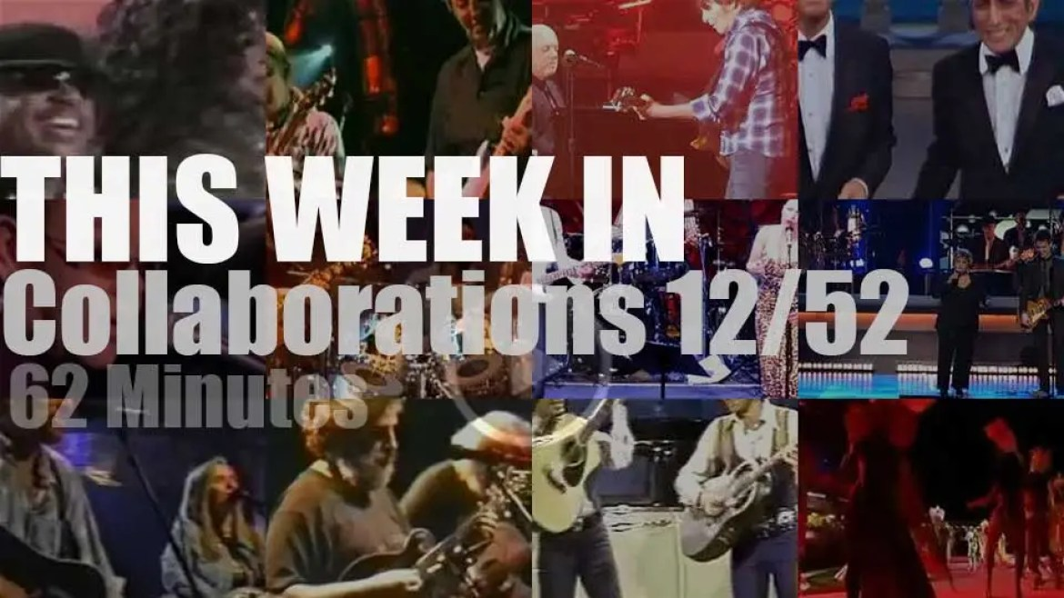 This week In One-Off Collaborations 12/52
