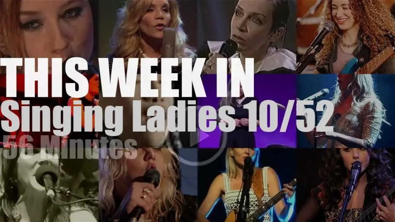 This week In Singing Ladies 10/52