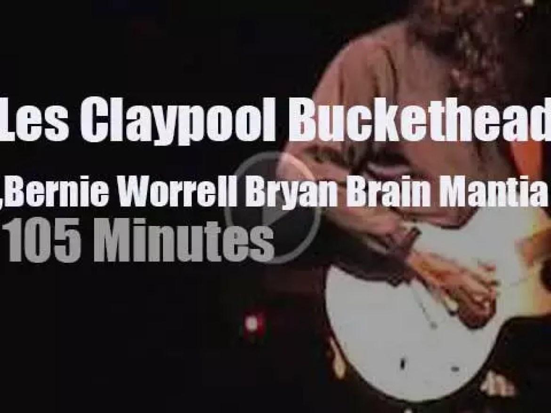 Colonel Claypool's Bucket of Bernie Brains visit New Orleans (2003)