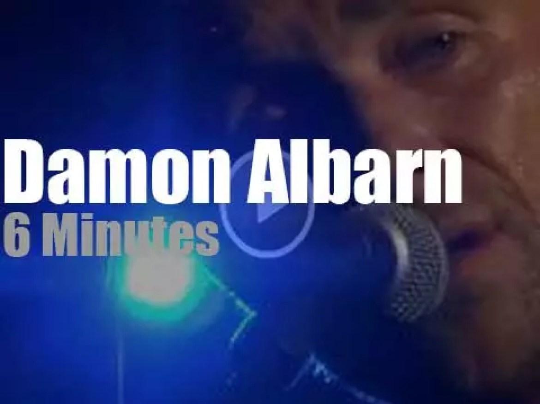 Damon Albarn & The Heavy Seas are in London (2014)