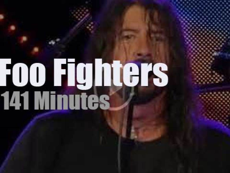 Foo Fighters rock Austin (2018)