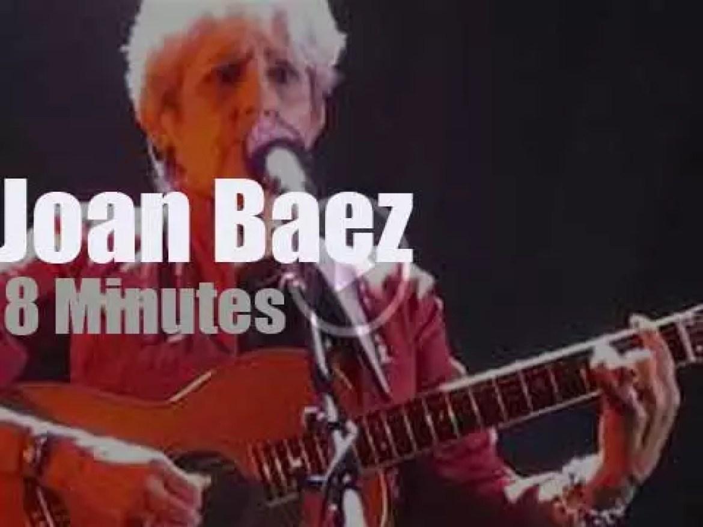 Joan Baez sings 'Farewell' to Atlanta (2019)