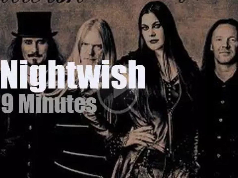 Nightwish are in Chicago (2015)