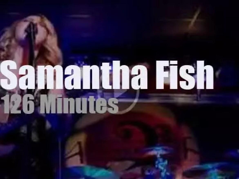 Samantha Fish bluesifies Florida (2015)