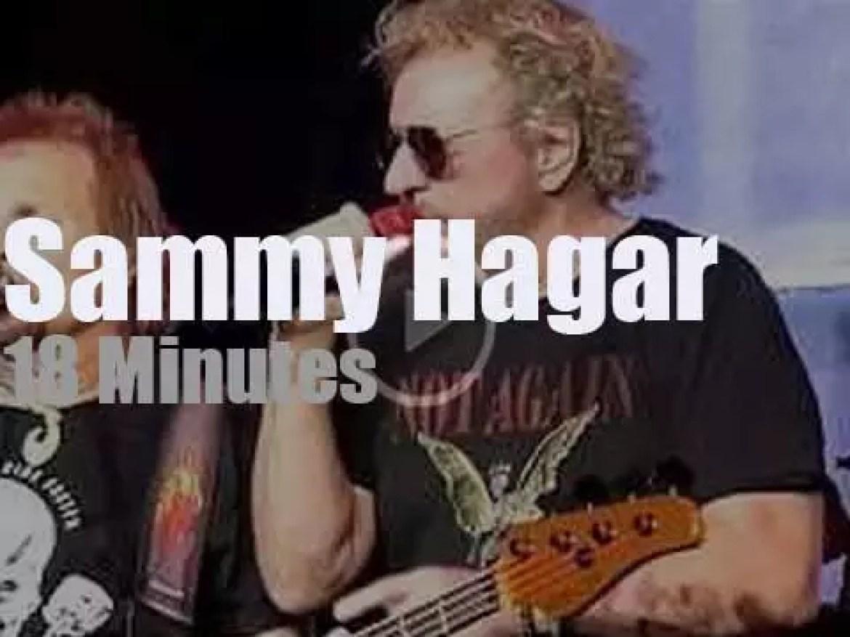 Sammy Hagar brings The Circle in Reno (2019)