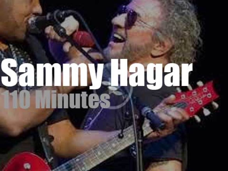 Sammy Hagar brings The Circle to Houston (2019)