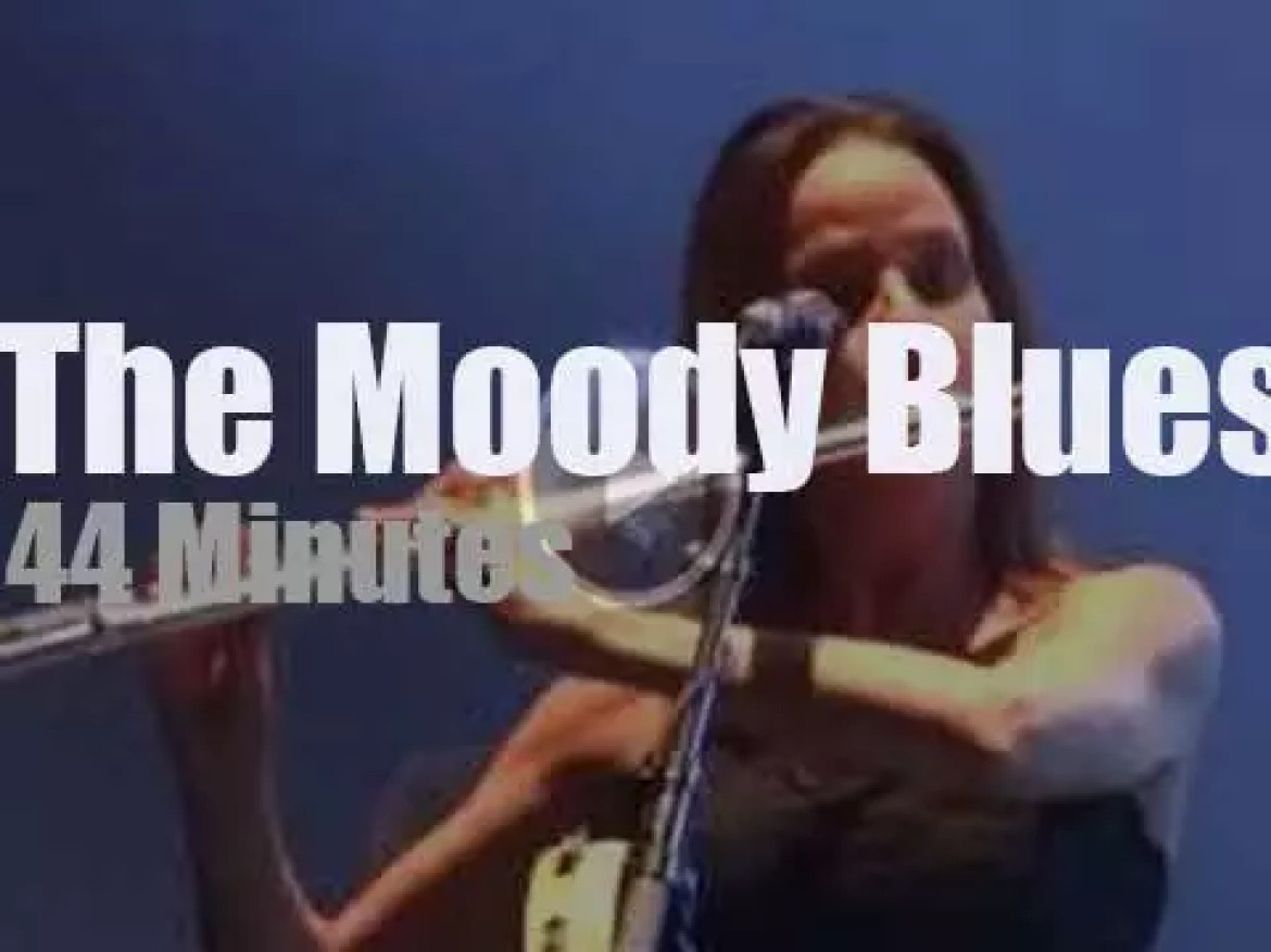 The Moody Blues 'Continue their Voyage' in New-Jersey (2012)