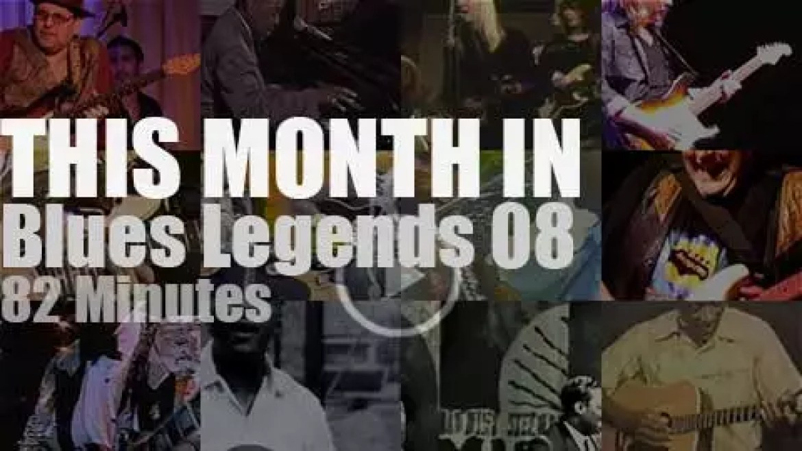This month In Blues Legends 08