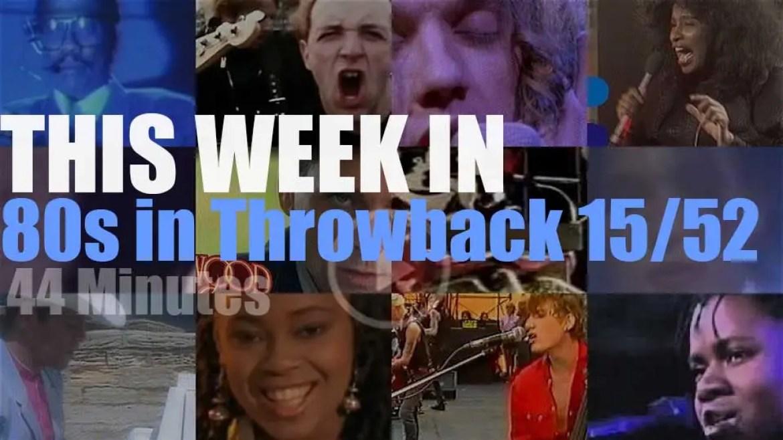 This week In  '80s Throwback' 15/52