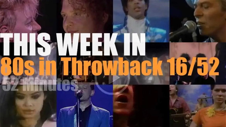 This week In  '80s Throwback' 16/52