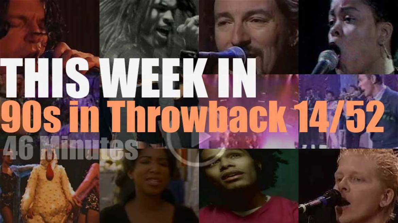 This week In  '90s Throwback' 14/52
