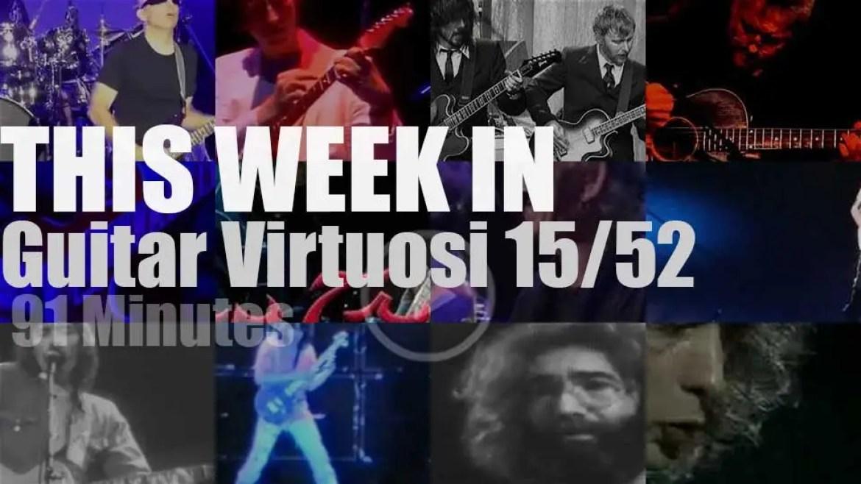 This week In Guitar Virtuosi 15/52